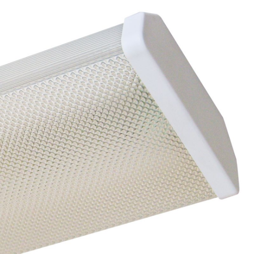Imagine CORP IL CU TUB LED INCLUS 2X22W/G13  4000K/4000LM, DISPER PRISMATIC IP40 ML 2030