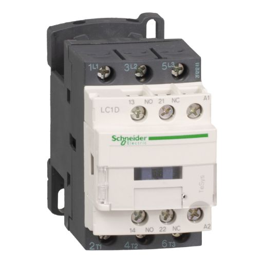 Imagine CONTACTOR  18A 3P 230VAC 1ND+1NI LC1D18P5