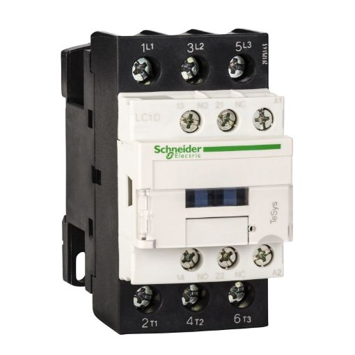 Imagine CONTACTOR  38A 3P  24VAC 1ND+1NI LC1D38B7