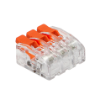 Imagine BLOC TERMINAL  1P, 3G, =<4MMP, 32A, 100BUC/CUTIE, COMPRESIE, ORNO, OR-SZ-8005/3/100